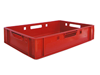 Meat containers