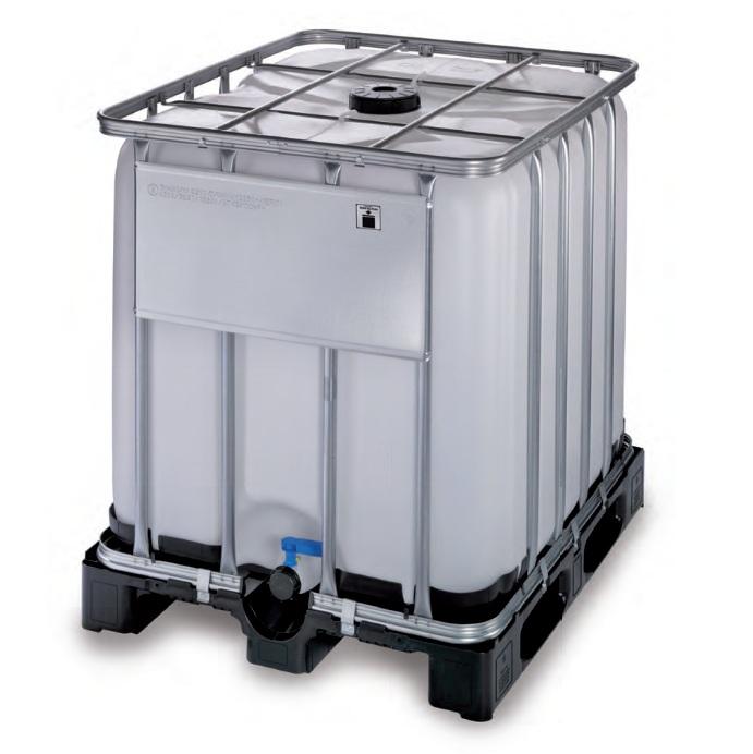 IBC-konteinerid ja tünnid