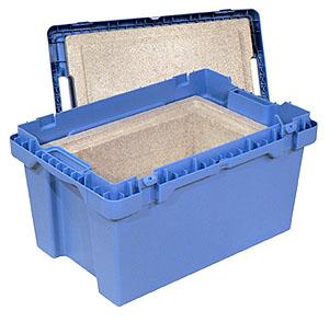 Isolatsiooniga kastid