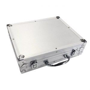 Alumiiniumist kohvrid