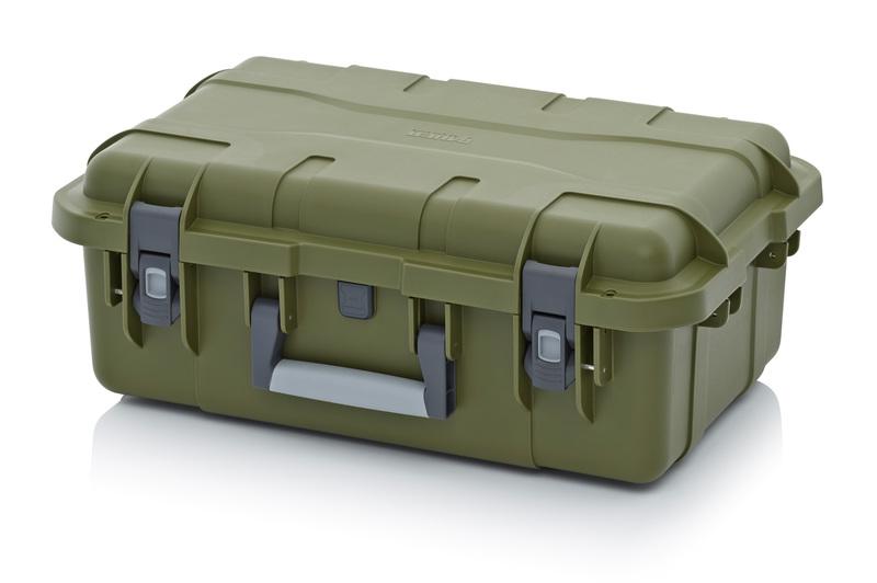 Plastkohver 600x400x223mm