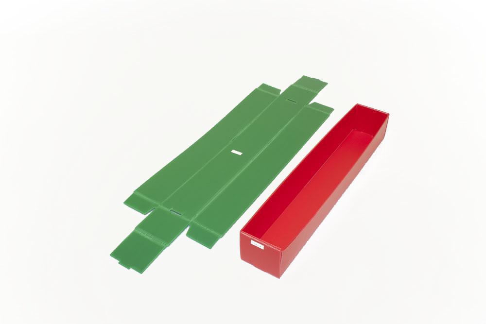 Kihtplastist kast 635x103x93