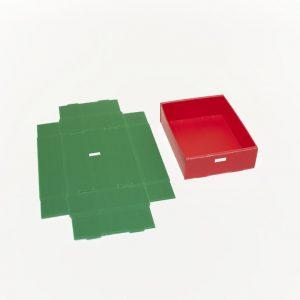 Kihtplastist kast 280x218x78