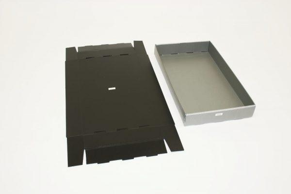 Kihtplastist kast 530x308x66
