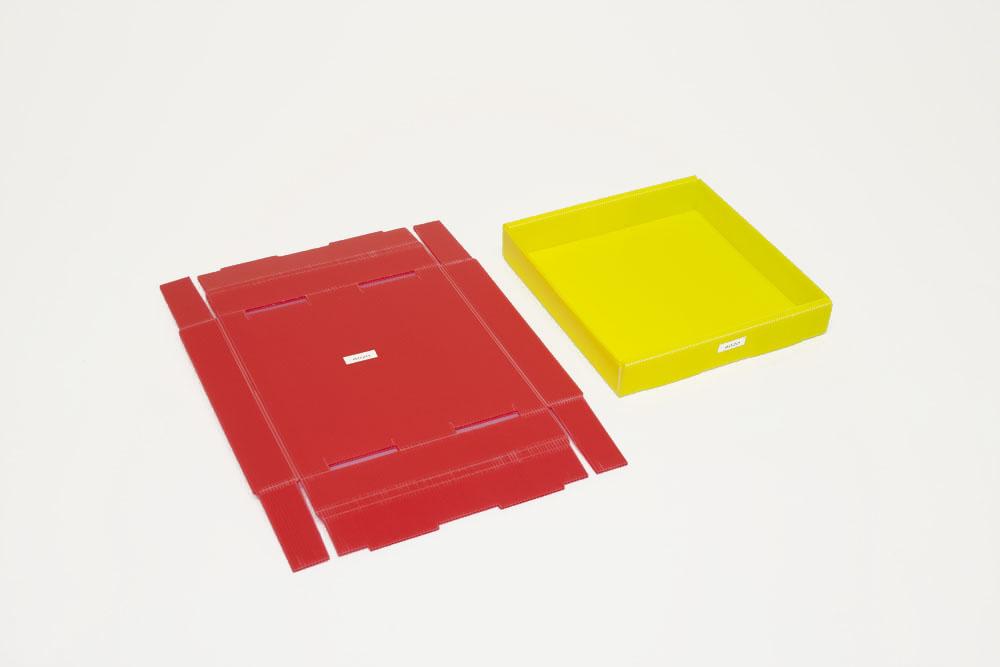 Kihtplastist kast 250x256x43