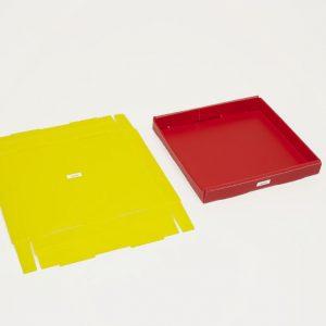 Kihtplastist kast 257x275x33