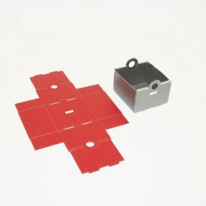 Kihtplastist kast 159x165x110