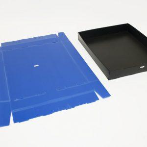 Kihtplastist kast 620x546x82