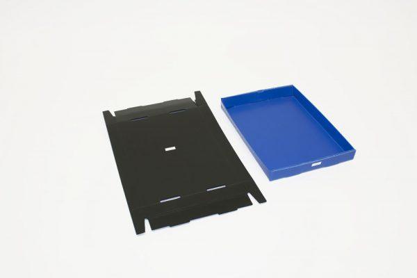 Kihtplastist kast 401x401x41