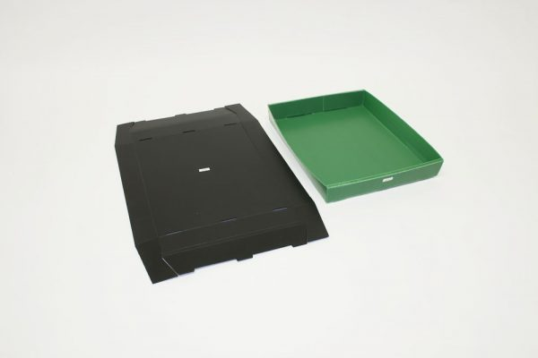 Kihtplastist kast 491x393x65