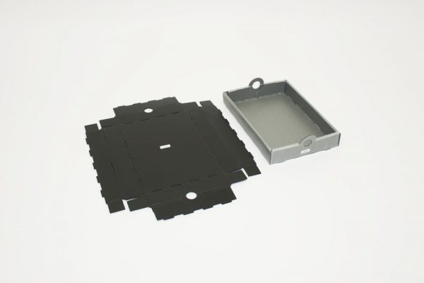 Kihtplastist kast 338x235x50