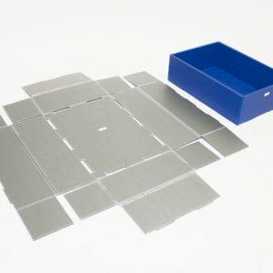 Kihtplastist kast 434x300x134