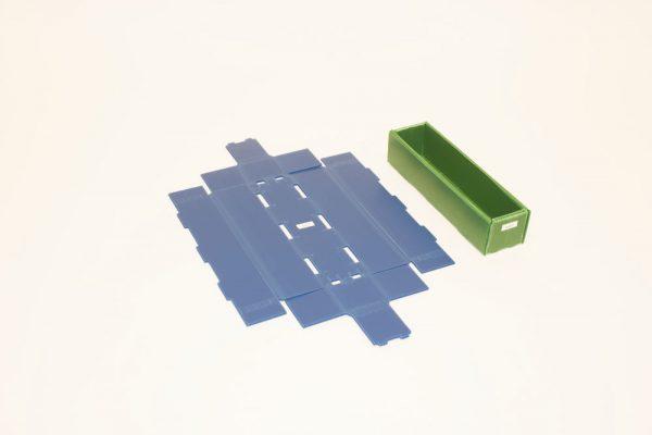 Kihtplastist kast 300x65x70