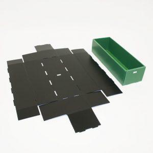 Kihtplastist kast 550x170x142