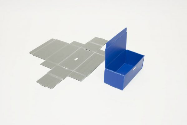 Kihtplastist kast 260x123x105