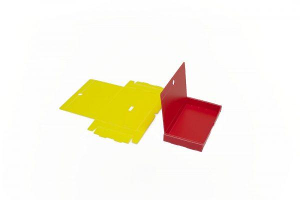 Kihtplastist kast 246x140x30