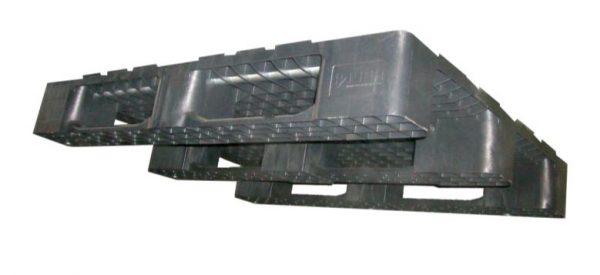 Plastist kaubaalus 1200x1000x152, 1500/2500 kg