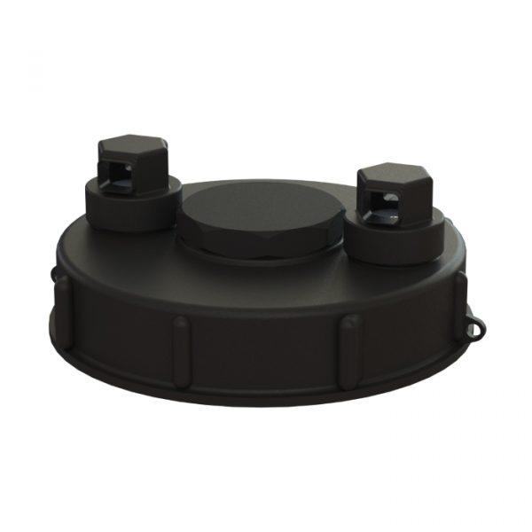 IBC-konteineri kork  S160x7