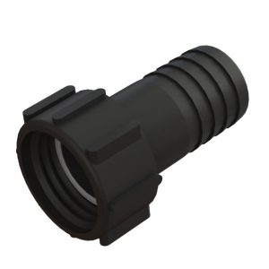"IBC-konteineri adapter S60X6 -> 2"" toruliitmikuga"