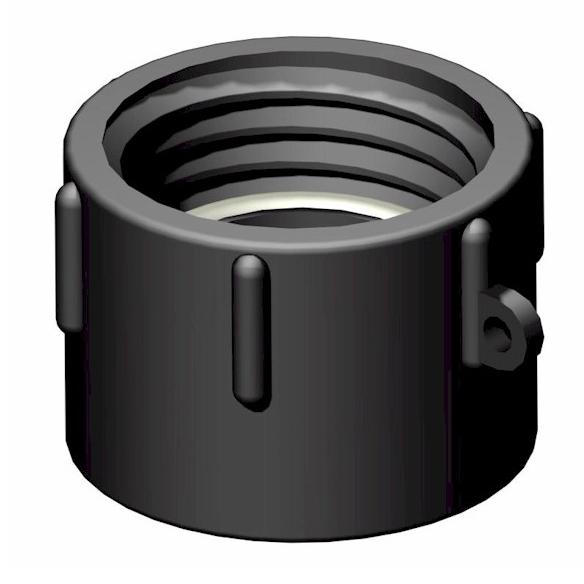 IBC-konteineri adapter S60X6 -> 2″ NPS emane
