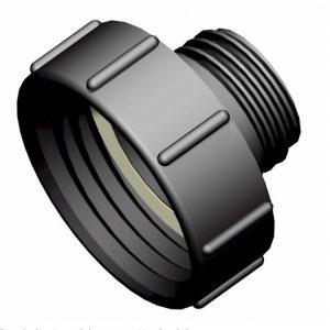 IBC-konteineri adapter S100X8 emane -> S60X6 isane