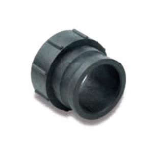"""IBC-konteineri adapter S100X8 x 3"""" Camlock"""