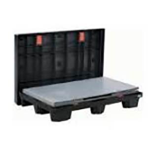 Kokkupandav kaubaaluste kast 800x600x105