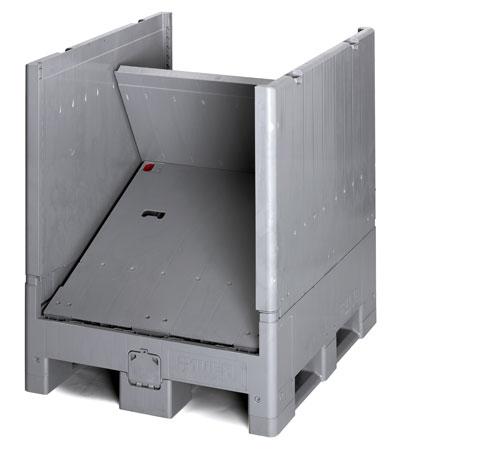 Kokkupandav IBC-konteiner, 1000 l