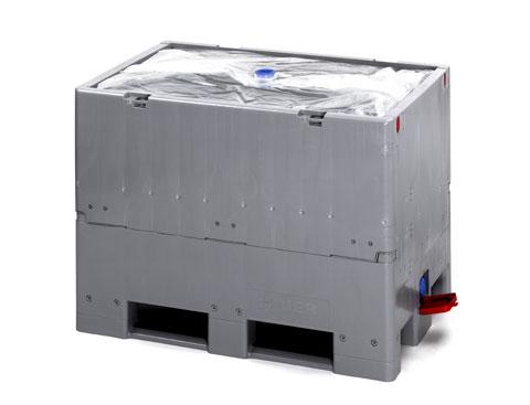 Kokkupandav IBC-konteiner, 500 l