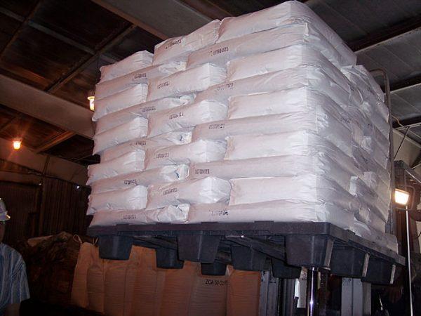 Plastist kaubaalus 1000x1200x140, 750kg