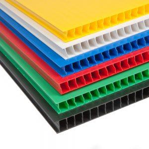 Kihtplastist plaat 2600x1050x3,5, 750g/m2