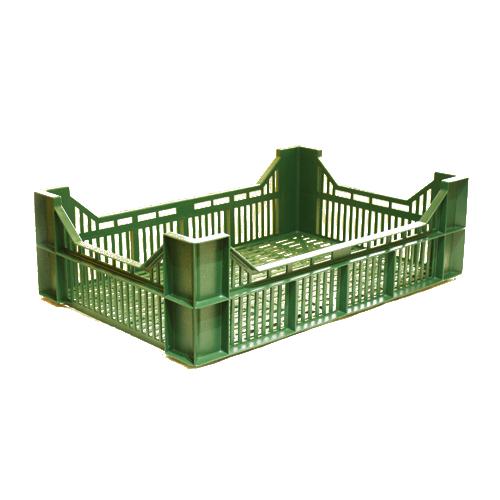 Plastkast 600x400x115/175mm, 22l, 0,9 kg