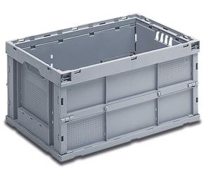 Kokkupandav plastkast 600x400x300