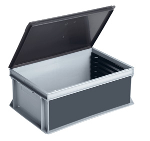 ESD-kandikkast, 600x400x220