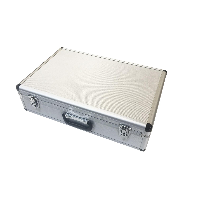 Alumiiniumkohver 550x350x140mm