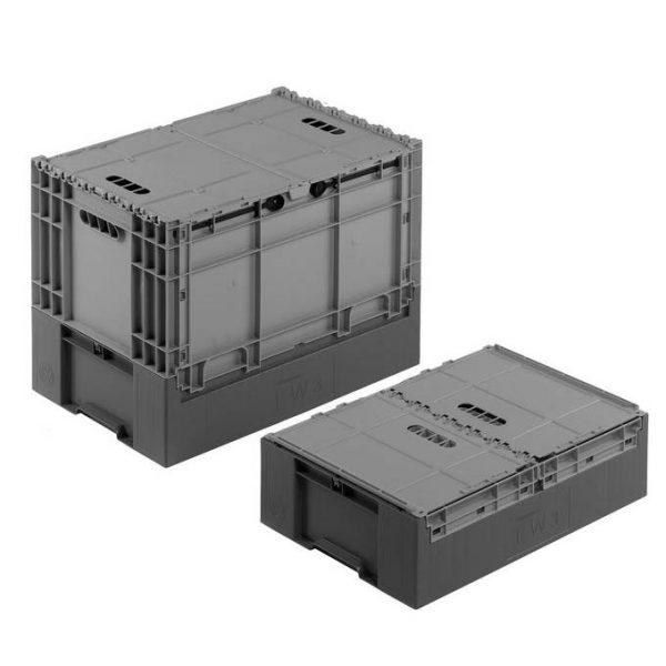 Kokkupandav plastkast, 600x400